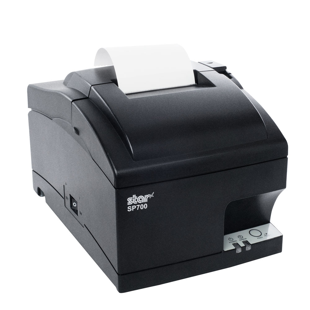 Clover Point of Sale System Asian Character Kitchen Printer